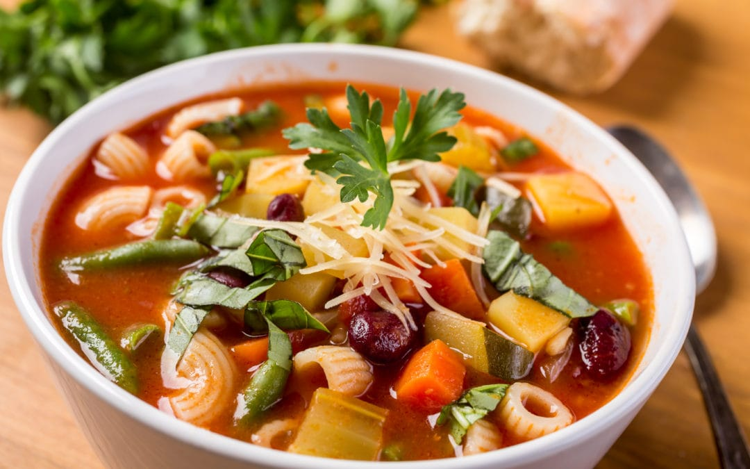 The #1 Reason Why Vegetarian Minestrone Soup is the Key to Productivity